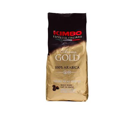 Kimbo Koffiebonen Aroma Gold