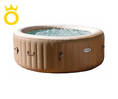 Intex Pure Spa Bubble Therapy rond